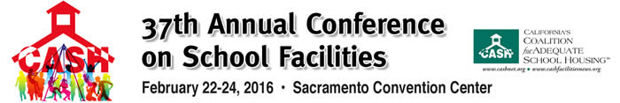 C.A.S.H. 37th Annual Conference on School Facilities