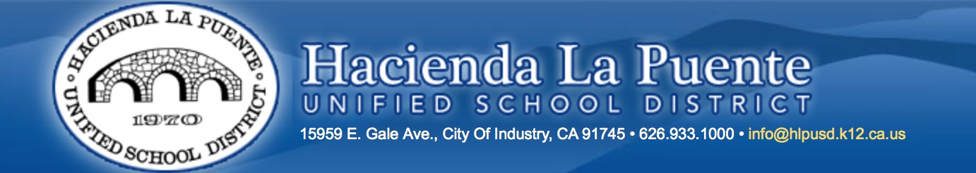 Hacienda La Puente USD Now Utilizing PQBids